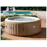 "New In Box Intex PureSpa 75"" x 28"" Round Inflatable Heated Bubble Spa in Kingwood, Texas"