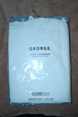 George 13 count Mens Hankerchiefs. BRAND NEW in pack in Bolingbrook, Illinois