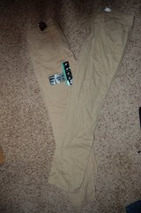 Skinny Jeans Size 13 and Size 17  Brand new Beige Creme Stretch in Bolingbrook, Illinois