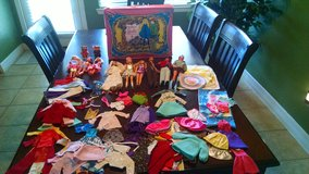 Barbie Collection in Conroe, Texas