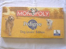 *New* PEDIGREE MONOPOLY Dog Lovers' Edition in 29 Palms, California
