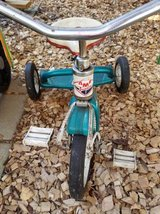 Vintage Antique Tricycle in Glendale Heights, Illinois