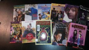 11 Amazing SCHOLASTIC books, BIG variety, see scan for titles and Authors. in Ramstein, Germany