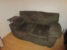 FREE Green Ashley Microfiber Couch in Ramstein, Germany