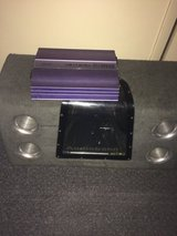 "Audio Bauhn 10"" subs w amp in St. Charles, Illinois"