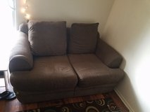 Couch Aka throne of awesomeness in San Clemente, California