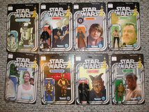 Custom Carded Vintage Collection Star Wars Figures in Lockport, Illinois