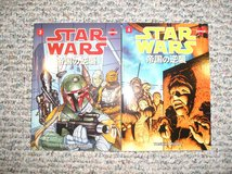 Star Wars Trilogy Manga Comics in Lockport, Illinois