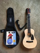 First Act Discovery Acoustic learn and play guitar with case, stand, and dvd instructions in Chicago, Illinois