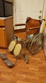 Manual wheelchair in Evansville, Indiana