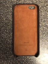 iPhone 6 apple case (brown) in 29 Palms, California
