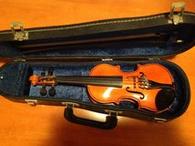 Suzuki 1/16 violin in Aurora, Illinois