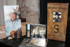 George Strait CD box set would love to be listened to... in Fort Lewis, Washington