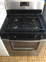 Maytag stainless steel stove gas in San Ysidro, California