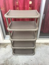 5-Tier Shoe Rack *Fits 10 pairs of shoes* in Okinawa, Japan