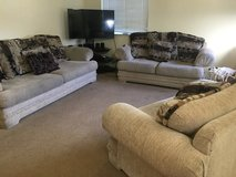 Sofa set in Travis AFB, California
