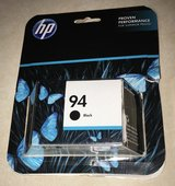 Hp 94 Black Ink Cartridge New in Package in Naperville, Illinois