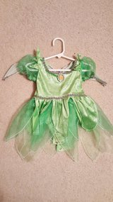 Disney Store Tinkerbell dress costume 18-24 months in St. Charles, Illinois