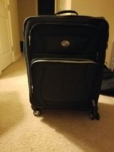 Large black Suitcase in Fort Lewis, Washington