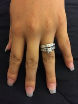 Bridal Set with Male Bands in San Clemente, California
