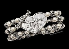 "premier jewelry ( new in box) bracelet  ""count it all joy"" in Lawton, Oklahoma"