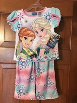 Frozen pjs, new with tags, size 4t, 3 available in Belleville, Illinois