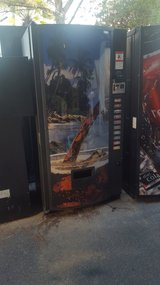 Vending Machines in Camp Pendleton, California