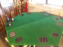 MARLBORO -FOLD OUT POKER TABLE new never used in Alamogordo, New Mexico