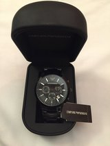 Emporio Armani Mens Watch in Plainfield, Illinois
