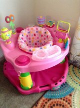 Pink Exersaucer in Fort Campbell, Kentucky