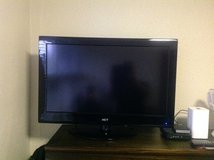 """32"""" HCT brand TV - LCD screen with remote control 1 of 2 in Okinawa, Japan"""