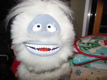 Bumble the Abominable Talking Stocking in Elgin, Illinois