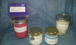 Handmade Soy Candles in League City, Texas