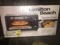 New Hamilton Beach toaster oven in Columbus, Georgia