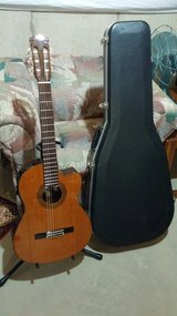 Yamaha CGX171CCA Classical Acoustic Guitar in Chicago, Illinois