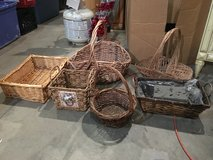 Assorted baskets in Morris, Illinois