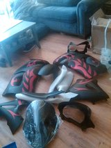 Street bike  fairings complet set in 29 Palms, California