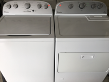 Whirlpool Washer/HE Gas Dryer Set in San Ysidro, California