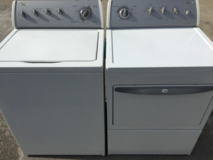 Whirlpool Washer/Gas Dryer Set in San Ysidro, California