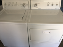 Kenmore Washer and Gas Dryer Set in San Ysidro, California
