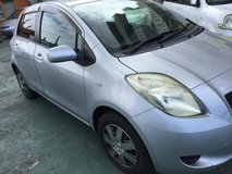 Sale 2007 Toyota vitz warranty and 2 years jci in Okinawa, Japan
