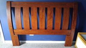 Queen bed headboard in Elgin, Illinois