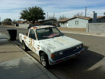 1985 Nissan Pickup in Alamogordo, New Mexico