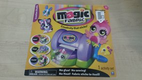 New in Box - Magic Fabric Activity Set for Puffy Characters in Naperville, Illinois