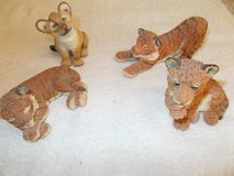 Tiger Collection, all retired pieces in Lakenheath, UK