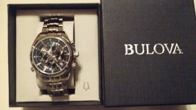 Mens Bulova precionist watch new in Palatine, Illinois