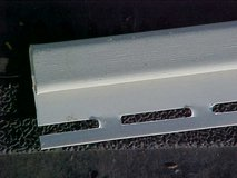 Vinyl Siding Undersill Strips, Off White? 20 available in Camp Lejeune, North Carolina