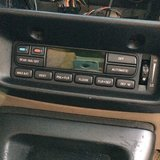 1998 Ford Explorer 4wd A/C Heater Head Unit with Automatic Climate Control in Camp Lejeune, North Carolina