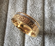 14k gold plated ring in Fort Irwin, California