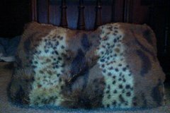 Animal Print Pillow in Cleveland, Texas